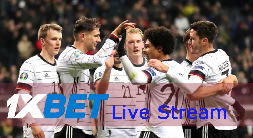 1XBET Live Stream Deutschland